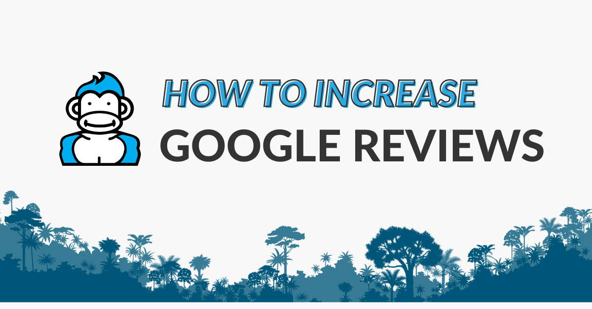 "Image displaying the guide title ""How to Increase Google Reviews"""