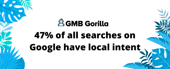 local seo audits local search intent